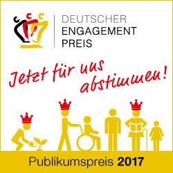 Deutscher Engagement-Preis 2017