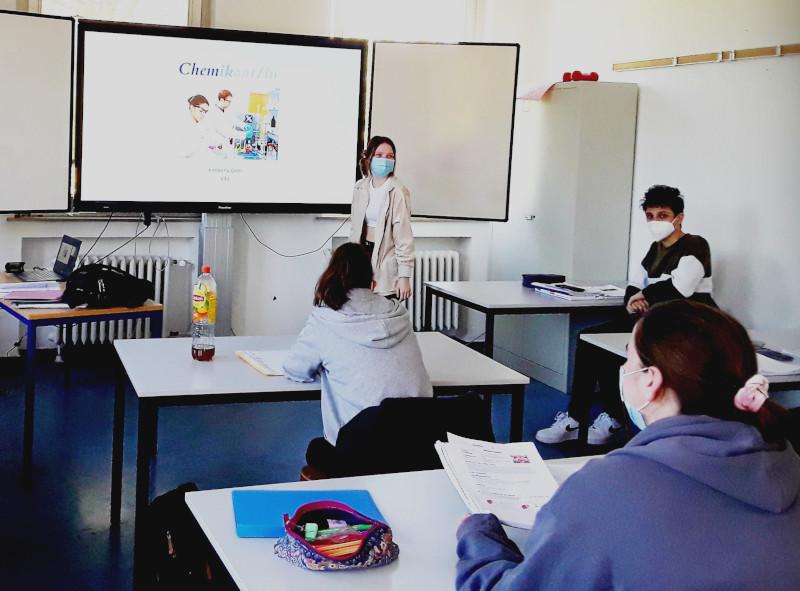 Vorträge der Schüler*innen