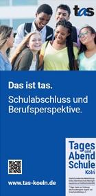 "TAS-Flyer ""Das ist tas"""