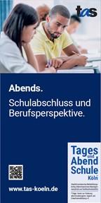 "TAS-Flyer ""Abends"""
